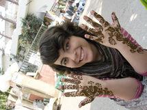 Tatouages au henné: Méfiez-vous du noir!