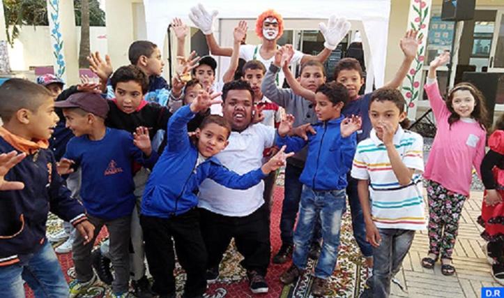 Ambiance ramadanesque à la maison d'enfants de Témara