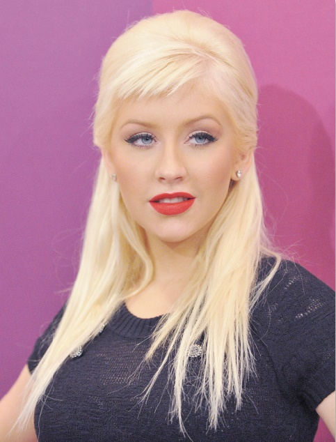 Les étranges habitudes alimentaires des stars : Christina Aguilera