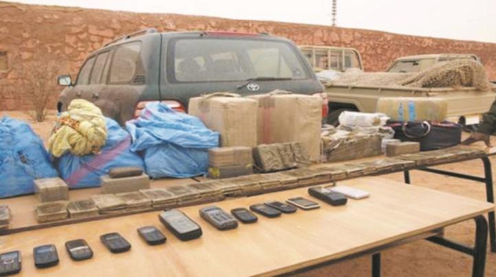 Le Polisario impliqué dans le trafic international de drogue