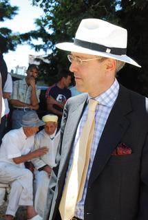 Entretien avec Miguel Mesquita Da Cunha, ex-conseiller des affaires religieuses à  la Commission européenne: