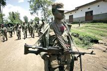 Offensive de l'armée congolaise dans l'est de la République démocratique du Congo
