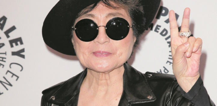 "Yoko Ono reconnue co-auteure de la chanson ""Imagine"""