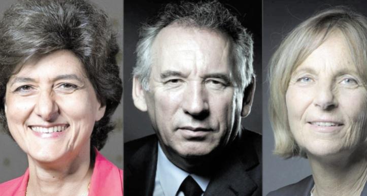 Des ministres français poussés au départ par un vent de moralisation