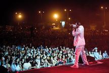 La star internationale du R&B ouvre Casa Music à la Corniche El Hank