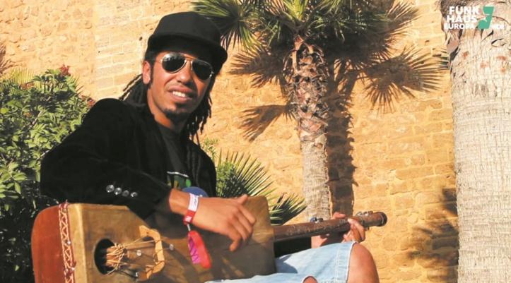 Le gnaoui Mehdi Nassouli enflamme le public sénégalais