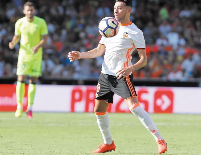 Haddadi qualifié à jouer pour le Onze national