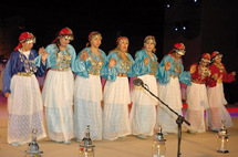 Marrakech inaugure la 44ème édition de son Festival des arts populaires