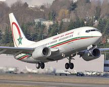 86% des vols de Royal Air Maroc assurés