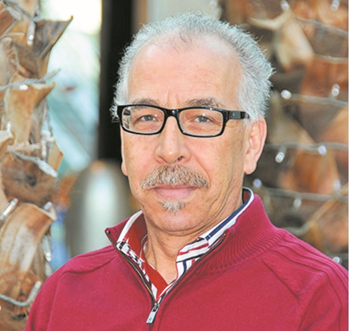 Saïd Karrouk, professeur climatologue
