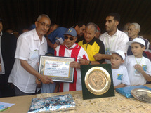 Le festival Tayought d'Inezgane honore Ali Sabri (Ali Toto)