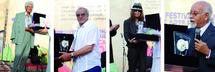 Cérémonie d'ouverture du Festival international des arts plastiques de Settat