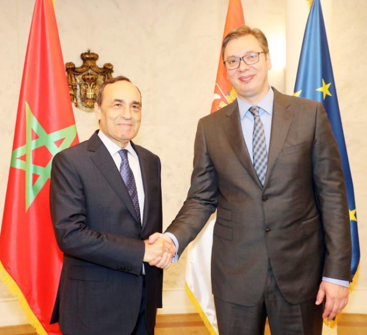 La Serbie réitère son soutien à l'intégrité territoriale du Maroc