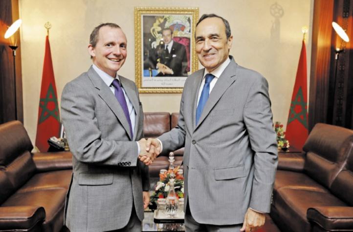 La coopération parlementaire maroco-britannique examinée à Rabat