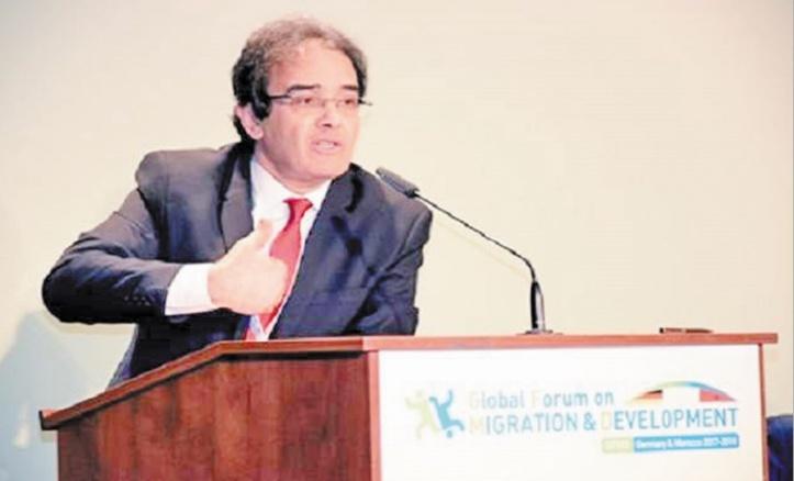 Abdelkrim Benatiq : La migration est une problématique qui nous concerne tous