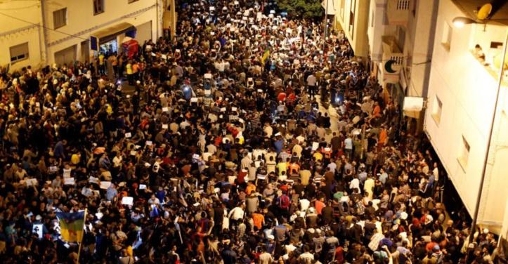 97 individus en détention préventive suite aux événements d'Al Hoceima