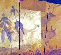 Ammane Moubarak expose à Agadir : Hommage aux artistes préhistoriques