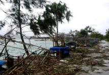 Désastres  météorologiques