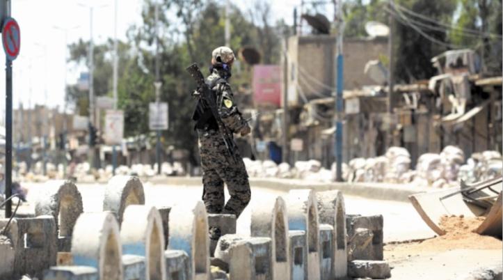 Les jihadistes en mauvaise posture dans leurs fiefs de Raqa et Mossoul