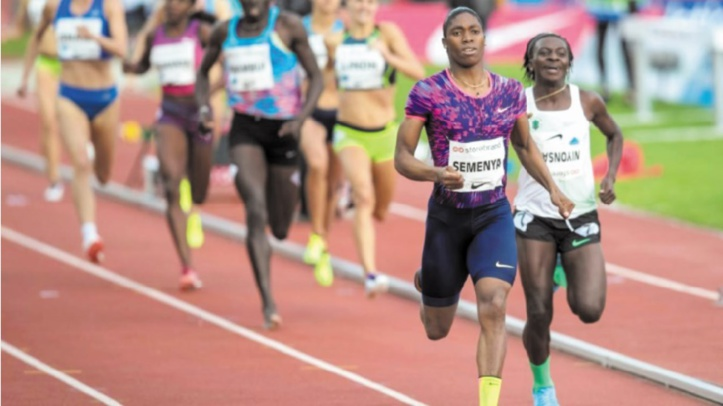 L'IAAF rouvre le dossier polémique des testostérones