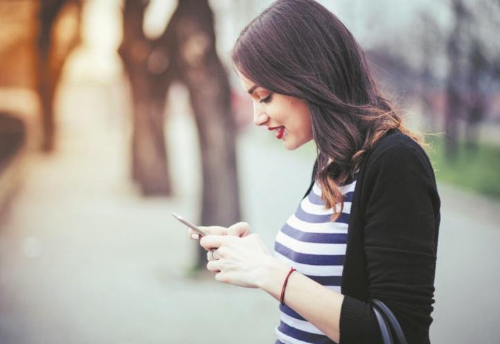 Les Smartphones ont un impact sur notre façon de marcher