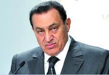 Proche-Orient : Moubarak insiste sur une solution définitive