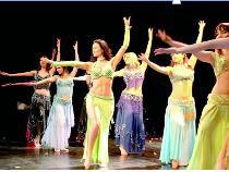 Du 18 au 25 octobre 2009 à Marrakech : Lina offre un stage de danse orientale fusion
