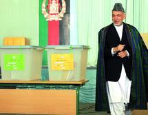 Elections présidentielles en Afghanistan : Karazaï et Abdullah se disent en tête