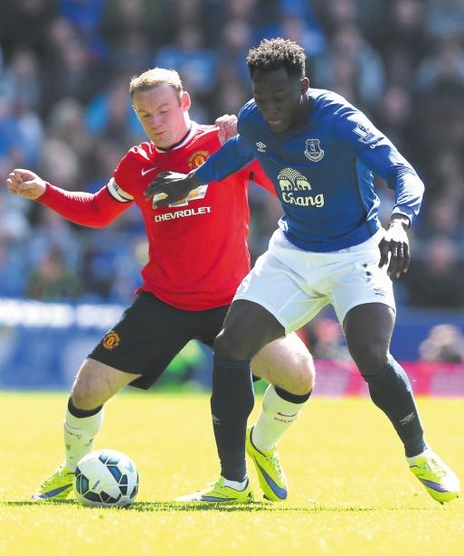 Entre Manchester et Everton : Rooney, Lukaku et des tarifs qui flambent