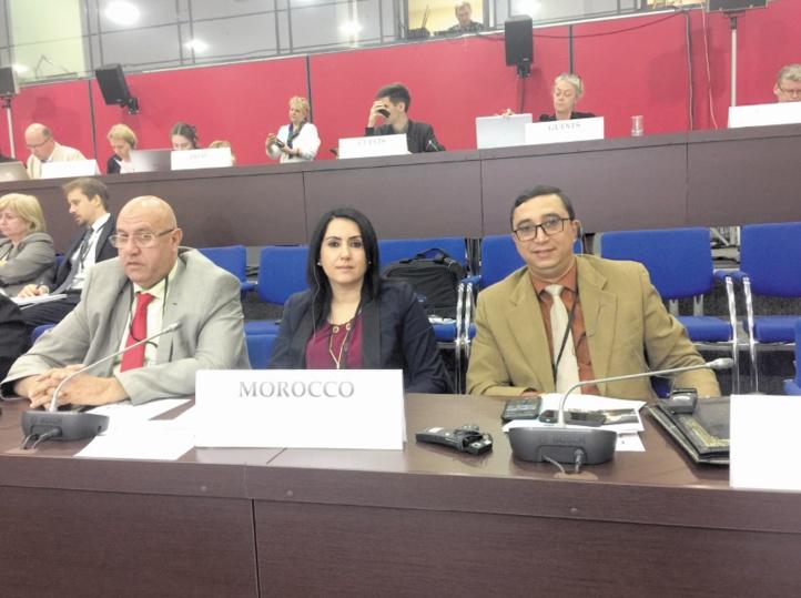 Participation du Maroc à l'Assemblée parlementaire de l'OSCE