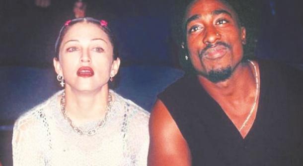 Une lettre du rappeur Tupac sur sa rupture avec Madonna rendue publique
