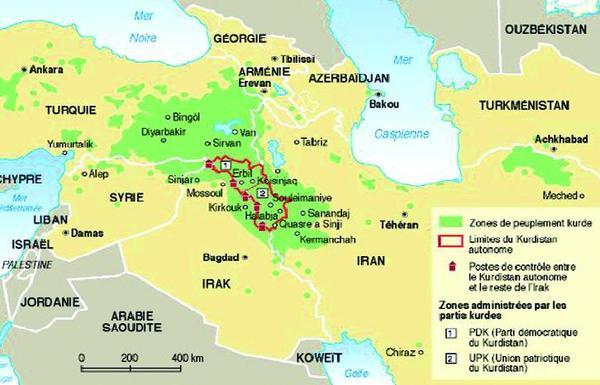 Pour en finir avec le conflit kurde en Turquie : Le projet de réformes fait des remous
