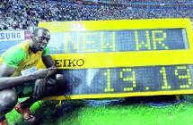 Même avec Usain Bolt, l'athlétisme ne déchaîne plus les foules