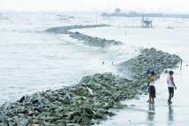 Il ne vaut pas mieux aller sur ces plages : Marunda Beach (Indonésie)