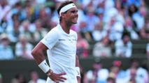 L'aventure s'arrête pour Nadal à Wimbledon