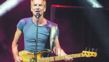 Sting reverse l'argent du prix Polar Music aux réfugiés en Suède