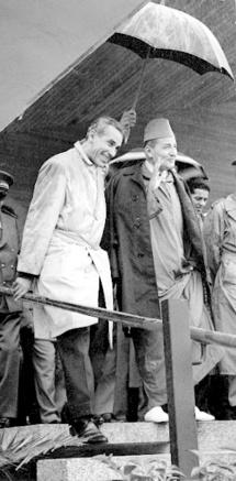 LES PRÉMISSES D'UN DIALOGUE DANS UN CONTEXTE TROUBLÉ  (Juin – Août 1955) : Gilbert Grandval, résident général