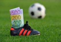 Les recettes des 5 grands championnats de foot  ont plus que doublé
