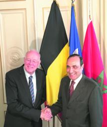 Les relations bilatérales louées par  les présidents des Parlements régionaux belges