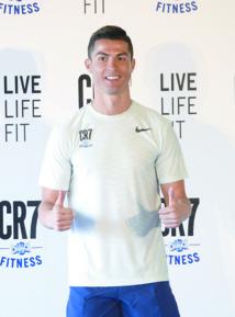 Stars les mieux payées : Cristiano Ronaldo (93 M$)