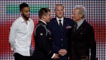 Les héros américains du Thalys  joueront leur propre rôle au cinéma