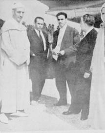 Vers l'Indépendance du Maroc   : LE TOURNANT D'AIX-LES-BAINS (Août – Septembre 1955)