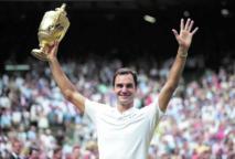 Roger Federer Maître en son royaume