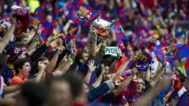 Recettes record pour le Barça