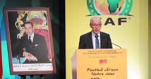 """Message Royal aux participants au  Symposium """"Football africain, notre vision"""""""