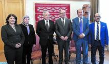 Entretiens parlementaires maroco-chiliens à Santiago
