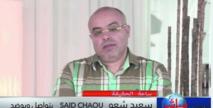 Mise en liberté provisoire de Said Chaaou en attendant son extradition