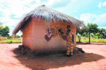 En RDC, village traditionnel cherche touristes