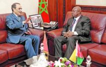 Renforcement des relations entre  les Parlements marocain et bissau-guinéen