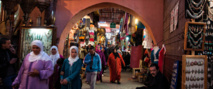 Réhabilitation de la médina de Marrakech